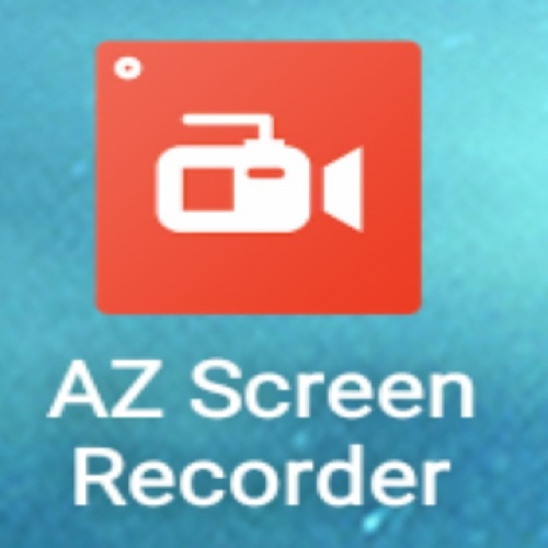 برنامه AZ screen Recordder(رایگان)